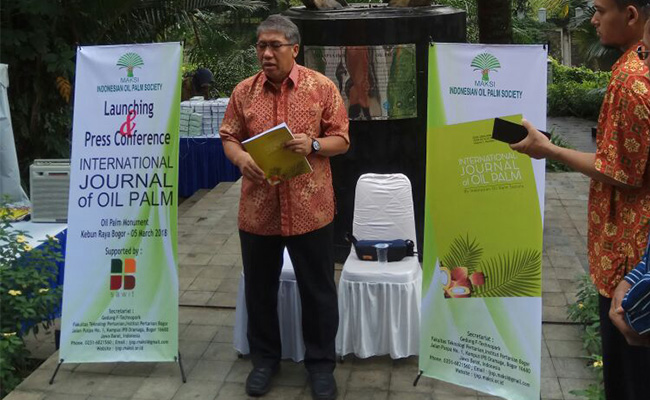 Launching Perdana Jurnal Internasional Sawit