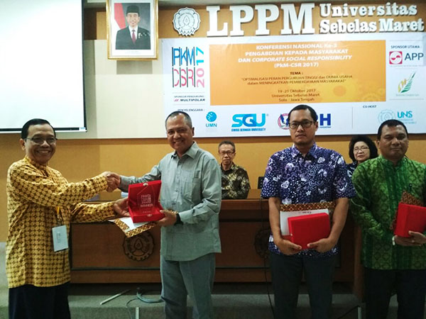 BGA Group Raih CSR Award dari Forum PKM-CSR